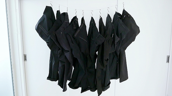 メンズおすすめ黒パンツ厳選10本